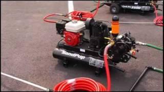 SealMaster: CrackPro 3500 Cold Pour Crack Filling Equipment