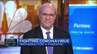 Keep coronavirus outbreak in perspective, infectious disease specialist says