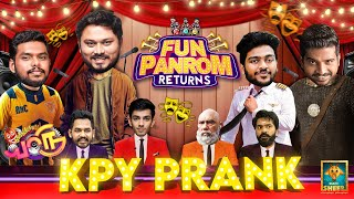 KPY Prank | Fun Panrom Returns | Blacksheep