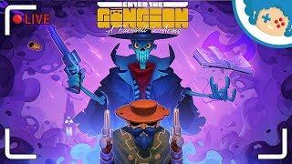 Świętujemy 90 000 przy Enter the Gungeon i jego nowym DLC!   Zapis LIVE