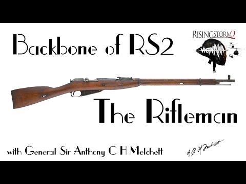 Rising Storm 2 Vietnam: Backbone of RS2-The Rifleman