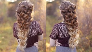 Goddess Braid    Wedding Hair