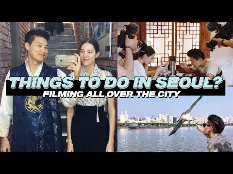 Things to do in SEOUL?   Travel, Food & Korea Sale Festa (자막)코리아세일페스타