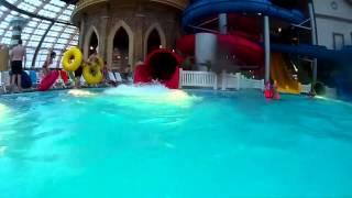 Аквапарк Карибия. Москва.(Очередной обзор. На этот раз семейного аквапарка Карибия., 2016-01-10T20:50:28.000Z)