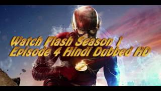 The Flash Season 1 Episode 4 Hindi Dubbed FULL HD
