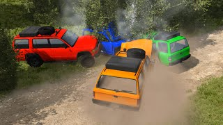 BeamNG.drive  - Driven To Destruction: Eve Events