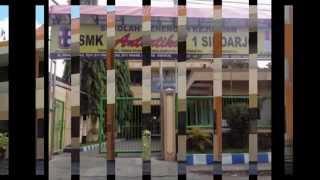 GEDUNG SMK ANTARTIKA 1 SIDOARJO