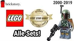 Alle LEGO Star Wars UCS Sets von 2000 bis 2019! | Brickstory