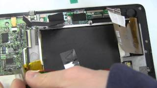 How to Replace Your ASUS Transformer PAD TF300 Battery