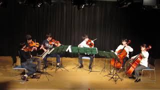 弦楽六重奏曲 第 3 番 ハ⻑調 第 4 楽章/レインゴリト・グリエール