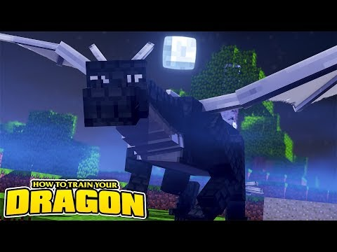 HOW TO TRAIN YOUR DRAGON - THE BIGGEST SCARIEST DRAGON EVER!