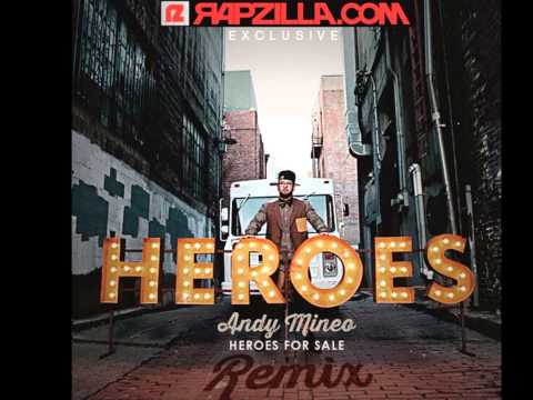 Uno Uno Seis (Remix by Skrip) - Andy Mineo (Rapzilla.com Presents Heroes for Sale Remix EP)