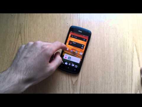 Обзор HTC One S
