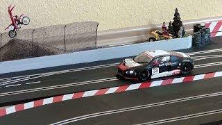 Mitfahrt im Audi R8 LMS - FAST LANE 2014 - GoPro Hero 3+ / Carrera Bahn Digital 132
