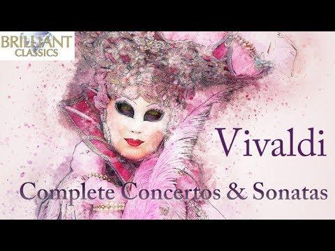 Vivaldi: Complete Concertos & Sonatas Vol. 1