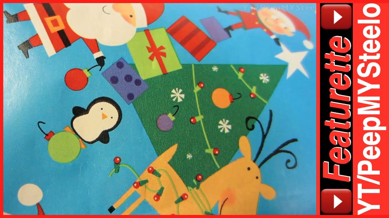 cool christmas wrapping paper rolls for cheap xmas holiday