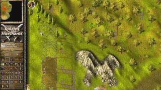 Война и Мир / Knights and Merchants Прохождение основной кампании, 4 миссия