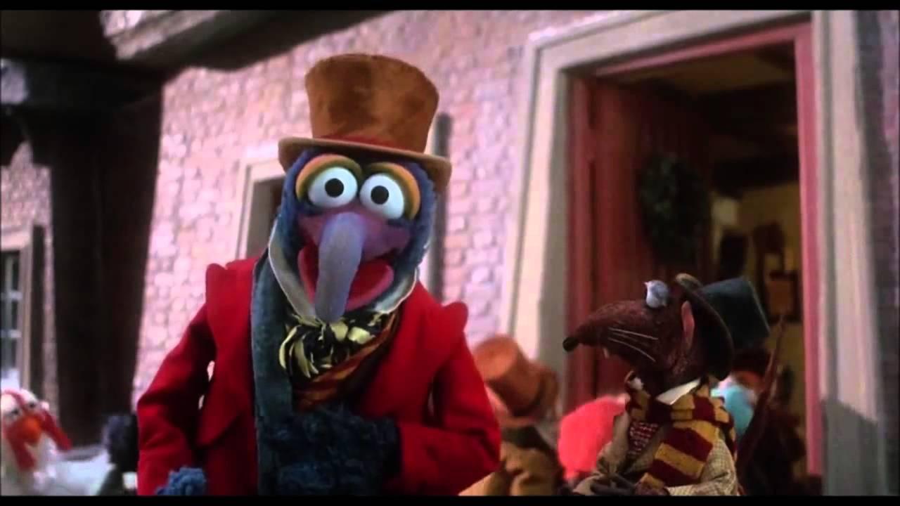 Muppet christmas carol clip 2 - YouTube