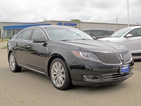 2014 Lincoln MKS EcoBoost Walk Around Review