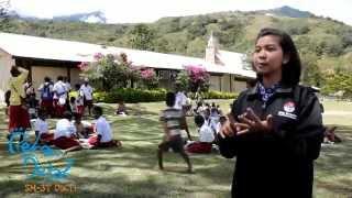 Rekam Jejak SM-3T Dikti, Testimoni Hotmauli Gultom (Peserta SM-3T UNMUL di Kab. Jayawijaya)