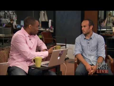 Landon Donovan Talks David Beckham's Retirement   HPL