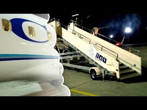 Тбилиси Грузия (аэропорт Шота-Руставели Тбилиси) авиакомпания SCAT направление Тбилиси-Актау...