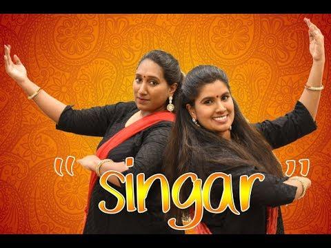 """SINGAR KO REHNE DO"" | Indian Classical | Contemporary Kathak| Tarang Collabs"
