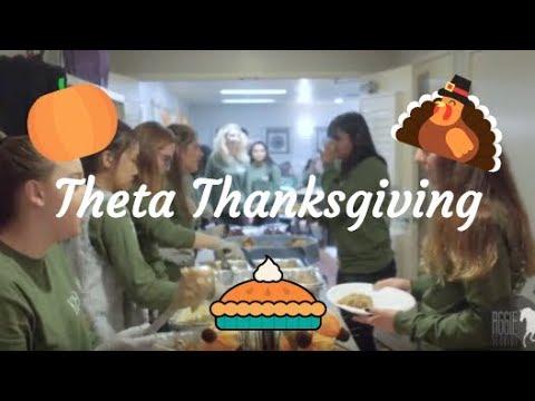 Theta Thanksgiving 2017