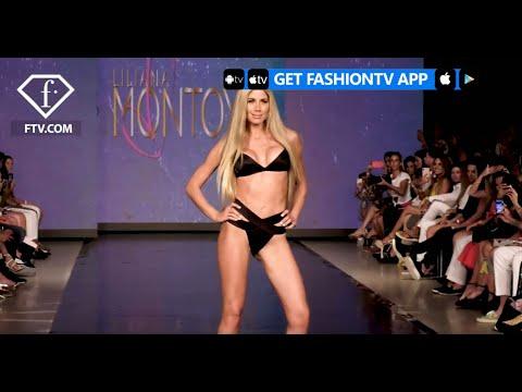 Liliana Montoya Swimwear at Miami Swim Week Art Hearts Fashion 2020 | FashionTV | FTV