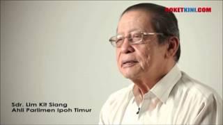 Wawancara Bersama Lim Kit Siang: 13 Mei 1969