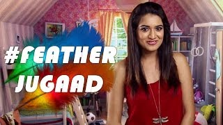 #FeatherJugaad | #Jugaad | DIY Thumbnail