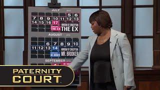 Premature Birth Complicates Case Involving Ex and Fiance (Full Episode)   Paternity Court