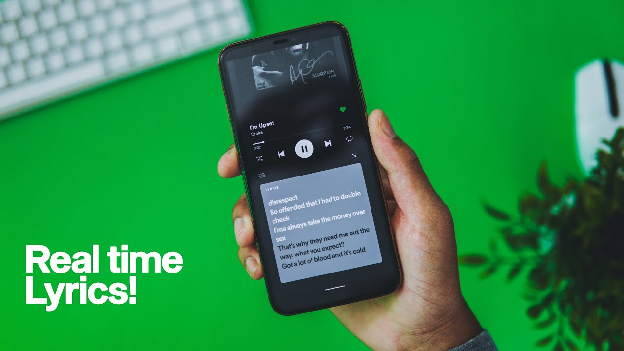 Spotify Finally Adds Real Time Lyrics! - YouTube
