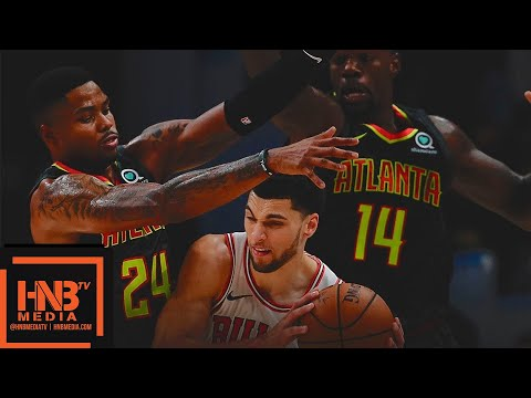 Atlanta Hawks vs Chicago Bulls Full Game Highlights | 10.27.2018, NBA Season