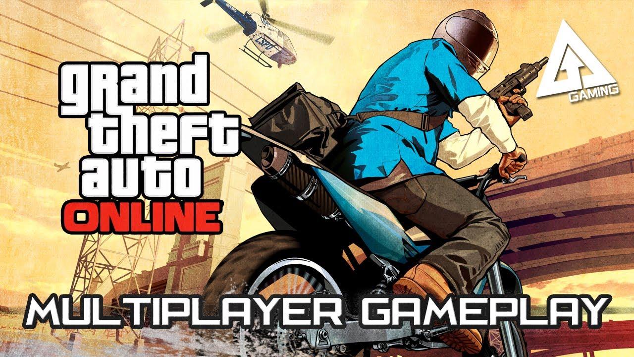 gta v online gameplay youtube