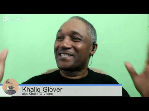 Taking Criticism - Khaliq Glover Music Hangouts 042714