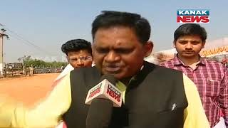 Naba Das Resigns As MLA After Joining BJD