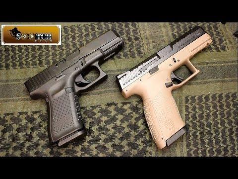 Glock Gen 5 G19 / CZ P10C Comparison