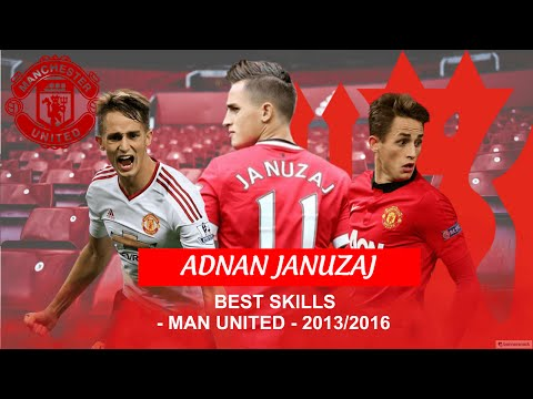 Adnan Januzaj ● Best Skills, Goals, Assists | Manchester United | 2013/2016