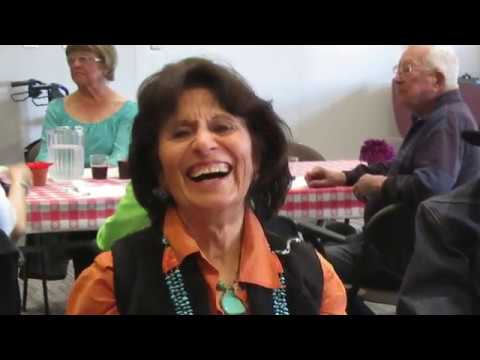 Country Western Dinner and Dance -  Novato Senior Citizens Club ( 4-15-2017 )