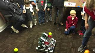 Team 8768a: 2015-2016 Vex Robotics Competition  Nothing But Net