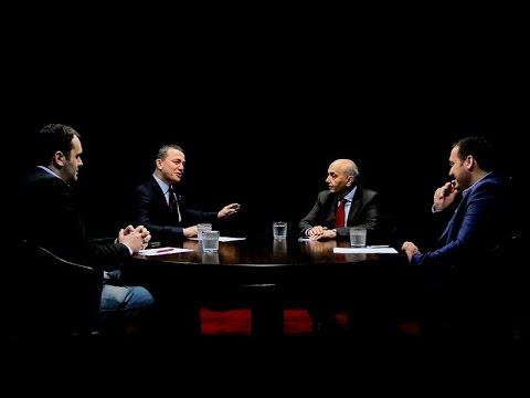 """Emisioni """"Komiteti"""", Mysafir - Isa Mustafa"""
