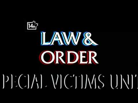 Law & Order SVU - beginning