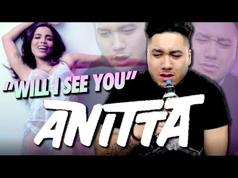 Baixar Poo Bear feat. Anitta - Will I See You | Official Video REACTION!!! (REAÇÃO) @Anitta