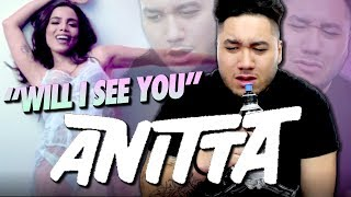 Baixar Poo Bear feat. Anitta - Will I See You | Official Video REACTION!!! (REAÇÃO) @Anitta