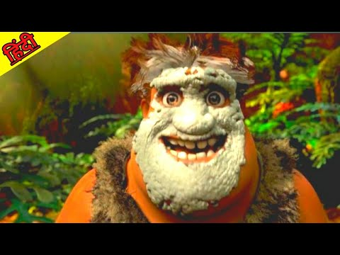 Download tm Hindi   The Croods     2 Grug's Ideas   Funny Scene  360 X 640