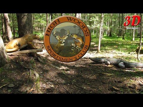 3D Archery - High Woods Sportsmen Club