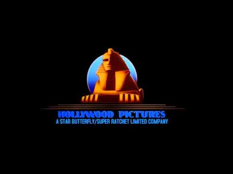 Hollywood Pictures logo NEW