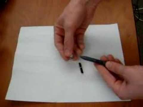 how to change the tip on a wacom pen