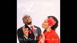 avant ft keke wyatt - you and i (new orleans bounce mix )